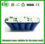 Kleine Elektrische Vouwende Fiets van 21V de Raad van de Batterij BMS van het 5000mALithium voor het Li-IonenPak van de Batterij
