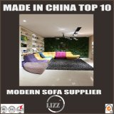 Софа ткани американской мебели Uphostery типа секционная
