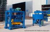 Руководство по эксплуатации40-2 Qt бетонное бумагоделательной машины полой цемента из кирпича машины