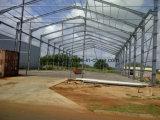 Magazzino della struttura d'acciaio e workshop (PEB)
