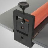 Schreibtisch heiße 650mm u. walzen Laminiermaschine-lamellierende Maschine kalt