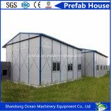 가벼운 강철 구조물 모듈 별장 홈 디자인 Prefabricated 이동할 수 있는 집