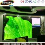 Venda quente! Tela de indicador video interna do diodo emissor de luz da parede de P1.923 RGB
