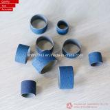 12,7 * 12,7 mm, Zirconia Uñas Arte de lijado de la banda para el simulacro de pedicura