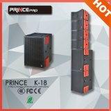 12inch強力なDSP Modulerのアクティブ回線アレイスピーカー