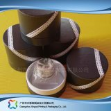 Luxuxpapierverpackengefäß-Geschenk-Kaffee-Wein-Verpackungs-Kasten (xc-ptp-008)