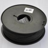 Filamento conductor del ABS de la certificación del Ce 1.75 milímetros para la impresora 3D