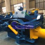 prensa de empacotamento hidráulica dos aparas do metal 125ton (fábrica)