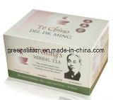 100% натуральные д-р Мин потеря веса похудение чай
