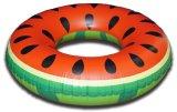Feiertags-Partei-Pool, das 4 Fuß-Durchmesser-aufblasbaren Wassermelone-Ring schwimmt