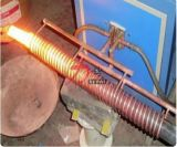 Cadena de producción en frío de la barra de acero máquina de calefacción de acero de la inducción