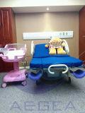 분홍색 아기 유아 어린이 침대 손수레 아기 침대 (AG-CB011)