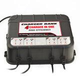 12 Volt-intelligente Ladegeräte -4 Bank-Ladegeräte