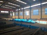 Molde de acero para poste eléctrico de hormigón