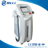 808nm Schalter Nd YAG der Dioden-Laser+Q Laser-Schönheits-Maschine für Augenbraue-/Muttermal-/Muttermal-Abbau
