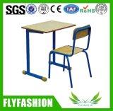 Mesa e cadeira do estudante de Adjuatable da mobília de escola