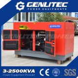 Générateur diesel silencieux de 12kVA Yangdong de pouvoir portatif d'engine