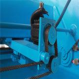 유압 CNC 진자 깎는 기계 QC12k-10*3200