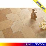 Mattonelle di pavimento di ceramica della porcellana di legno del reticolo della fabbrica di Foshan 600X600mm (6623)