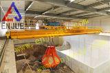 Cubo hidráulico multi de la cáscara de la cáscara para descargar la basura en la central eléctrica