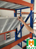 Prateleira resistente da cremalheira da pálete para o armazenamento do armazém