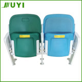Het vouwen van Zetels van het Stadion van de Stoelen van de Stoel van het Stadion de Plastic met Armsteun blm-4651 van het Aluminium