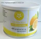 Bande de cire dépilatoire citron