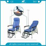 Silla de la infusión del paciente médico de la silla del hospital AG-Tc001