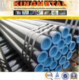 En10216-2 P195gh, P235gh, P265gh del tubo de acero sin costura para la presión Fin