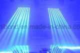 フレネルLEDの段階棒ライトが付いている8PCS*10W RGBW積層の床張りの中国