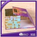 Soem-normaler Farben-Schuh-Speicher-steifer faltbarer Papierkasten