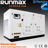 500kVAの無声か防音または耐候性がある発電機セットRM400c2