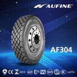 Neumático sin tubo del carro pesado del neumático del neumático TBR del acoplado de las ruedas