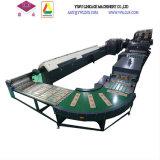 フルオートマチックの本の印刷および付着力の結合機械
