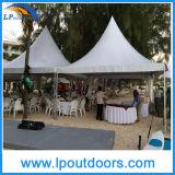 tenda di lusso esterna del Pagoda della tenda foranea dell'alto picco di 6X6m per la cerimonia nuziale
