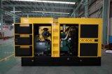 ISOのセリウムが付いているCummins Engine著動力を与えられる販売のための25kVA-1500kVA無声ディーゼル発電機