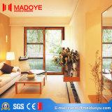 Double porte coulissante en aluminium en verre isolante Tempered de Madoye