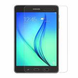 Einen 8.0 Anti-Luftblase hohe die Definition-Raum-ausgeglichenes Glas-Zellen-/Handy-Bildschirm-Schoner für Samsung-Galaxie-Tabulator A mit Laschen versehen 8.0 Zoll