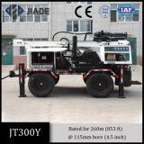 Буровая установка добра воды высокой эффективности Jt300y каретная портативная