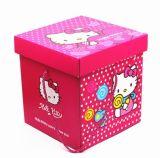 De professionele Dozen van de Gift van het Karton Roze met Goede Kwaliteit