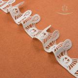 Hot Sale Flower Tissu en dentelle en tricot pour vêtement