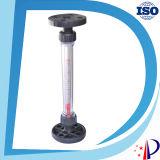 Água Flutuador de ar Fluxo Sensor Medição Fluxo de plástico de irrigação industrial