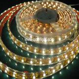 Una striscia dei 3528 LED, di cristallo impermeabilizza, 120LED/M