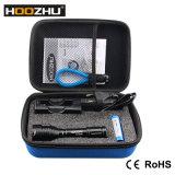 Hoozhu D10 크리 말 LED 최대 900lm는 잠수 빛을%s 100m를 방수 처리한다