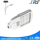 Maintenance facile Long Life Modules Bridgelux haute luminosité 60W 120W 180W IP66 SMD Solar LED Street Lights