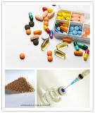 GMP Uittreksel 98% Diammonium Glycyrrhizinate van het Zoethout van de Rang van de Injectie van de Levering van de Fabriek
