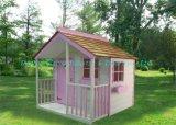 Maison de théâtre en bois extérieure (QZW1017)