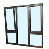 Окно оксидации серебряное алюминиевое