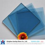 Vidrio de flotador del color para el vidrio de la pared/el vidrio decorativo