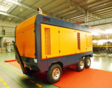 900CFM 20bar compresor de aire para perforación de pozos